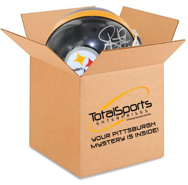 Pittsburgh Signed Full Size Helmet Mystery Box, Series 2
