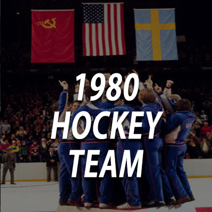 1980 USA Hockey Team at White Plains Show