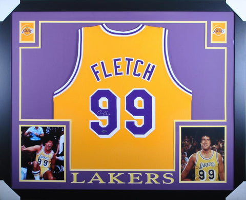 Chevy Chase Lakers Fletch Jersey -2 Pictures - Horizontal