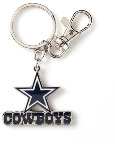 Cowboys Heavyweight Keychain