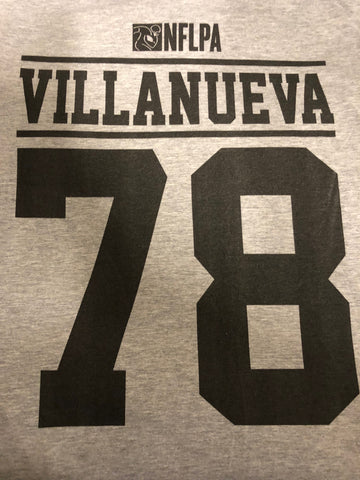 Heather Grey Villanueva T-Shirt