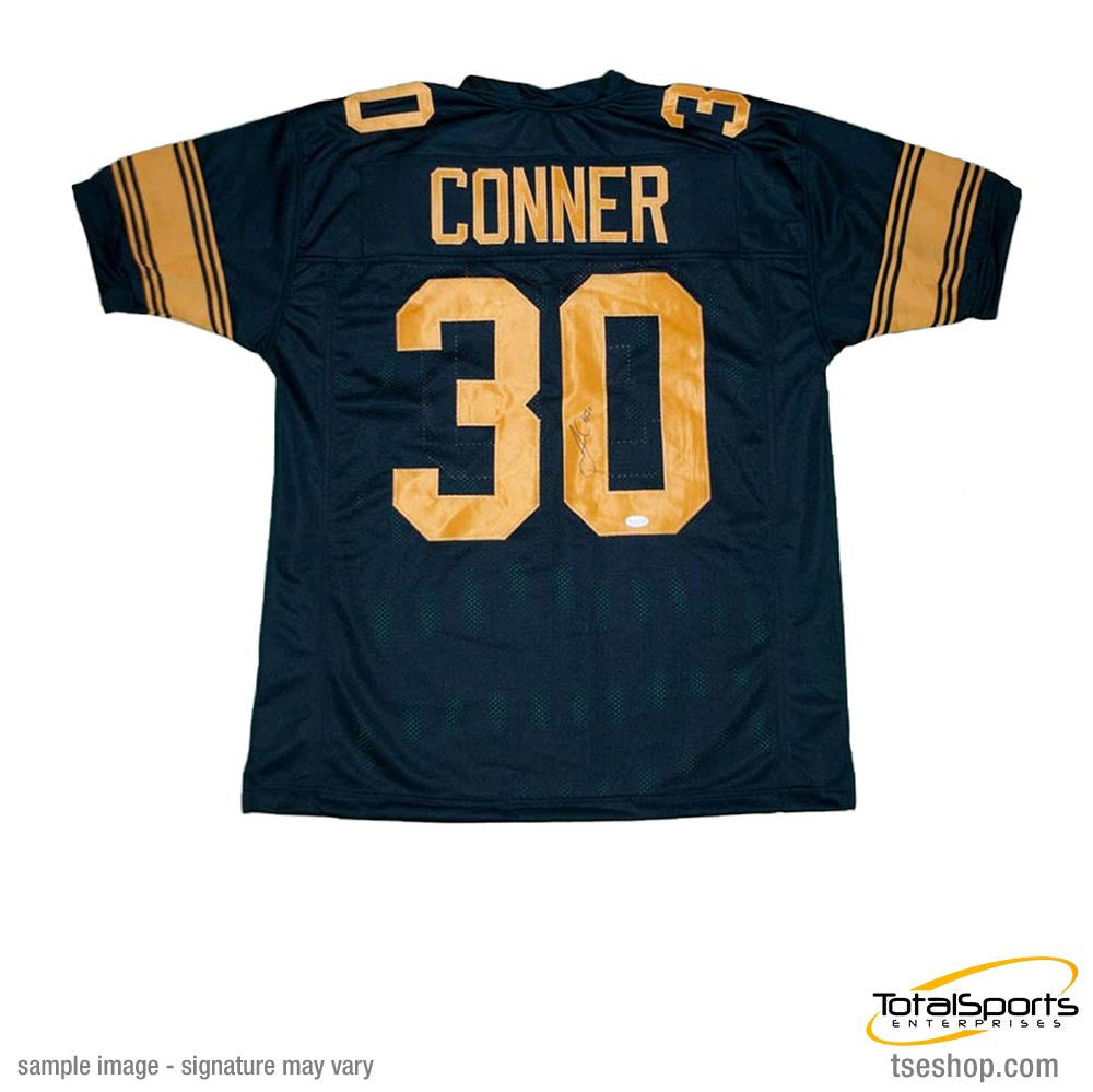 James Conner Autographed Custom Holiday Football Jersey