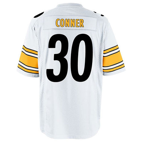 PRE-SALE: James Conner Signed Custom White Jersey