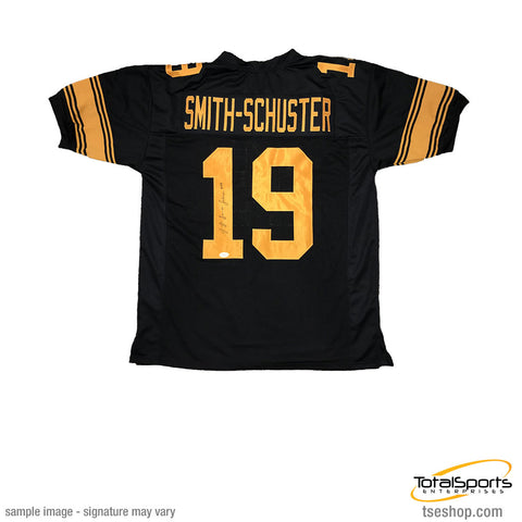 JuJu Smith-Schuster Signed Custom Holiday Jersey