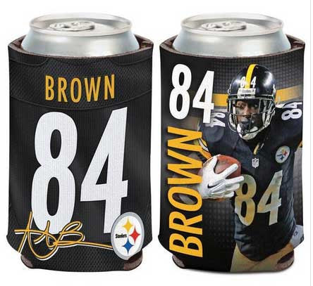 Antonio Brown Can Coozie (12 oz.)