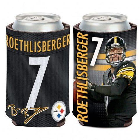 Ben Roethlisberger Can Coozie (12 oz.)