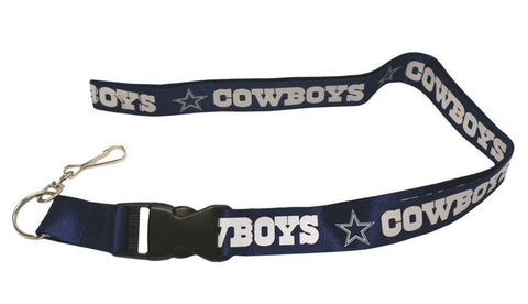 Cowboys (Blue) Lanyard