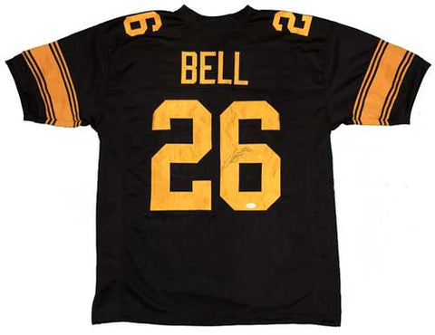 Le'Veon Bell Autographed Custom Holiday Jersey