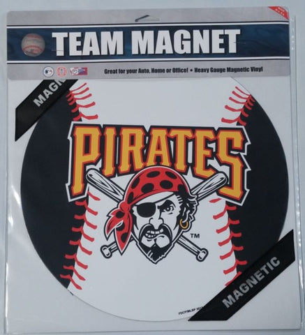 Pirates Magnet 12