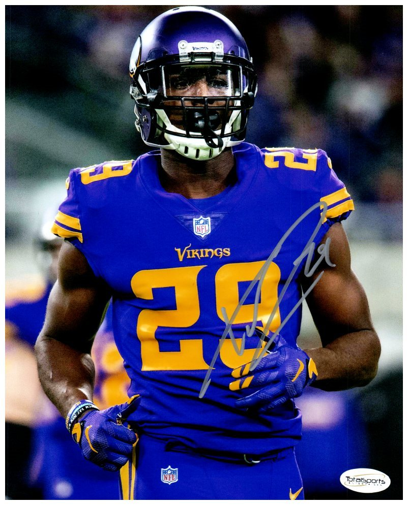 ... rush jersey 8x10 photo  xavier rhodes autographed color rush jersey  8x10 photo  2017 minnesota vikings color rush jersey aliexpress review  anthony barr ... 717139465