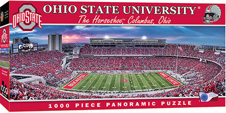 Ohio State Buckeyes 1000 pc Puzzle
