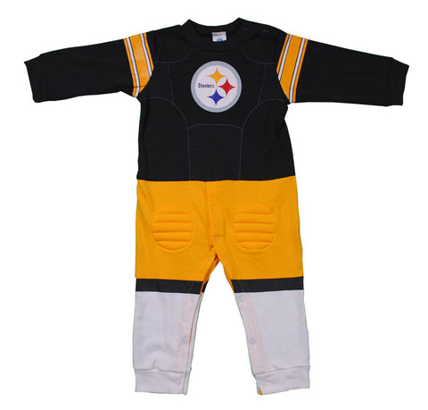 Steelers Toddler Outfit / Uniform