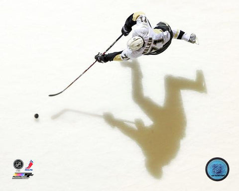 Evgeni Malkin Overhead 8x10 Photo - Unsigned