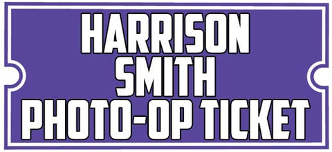 PHOTO-OP TICKET: Good For One Photo-op with HARRISON SMITH