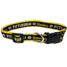 Pittsburgh Steelers - Dog Collar