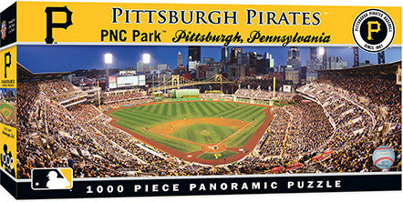 Pittsburgh Pirates 1000 Piece Puzzle