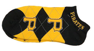 Socks - Pirates Adult Crew