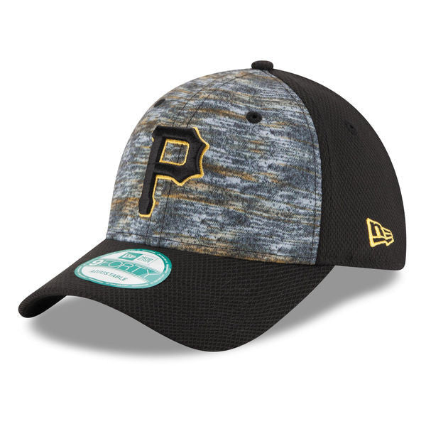 Pirates Adult Color Mixer Baseball Hat (Adjustable)