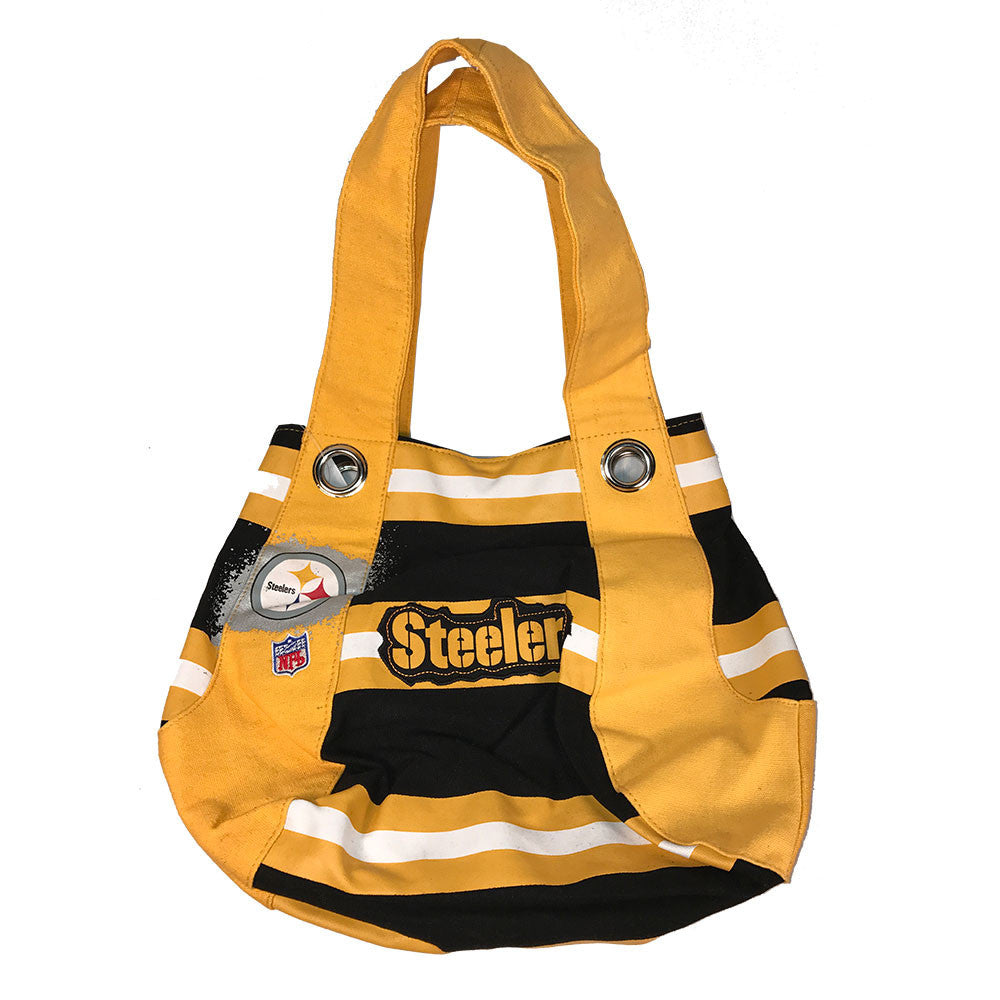 Steelers Canvas Purse with Logo