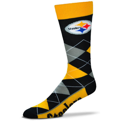 Steelers Adult Argyle 505 Series