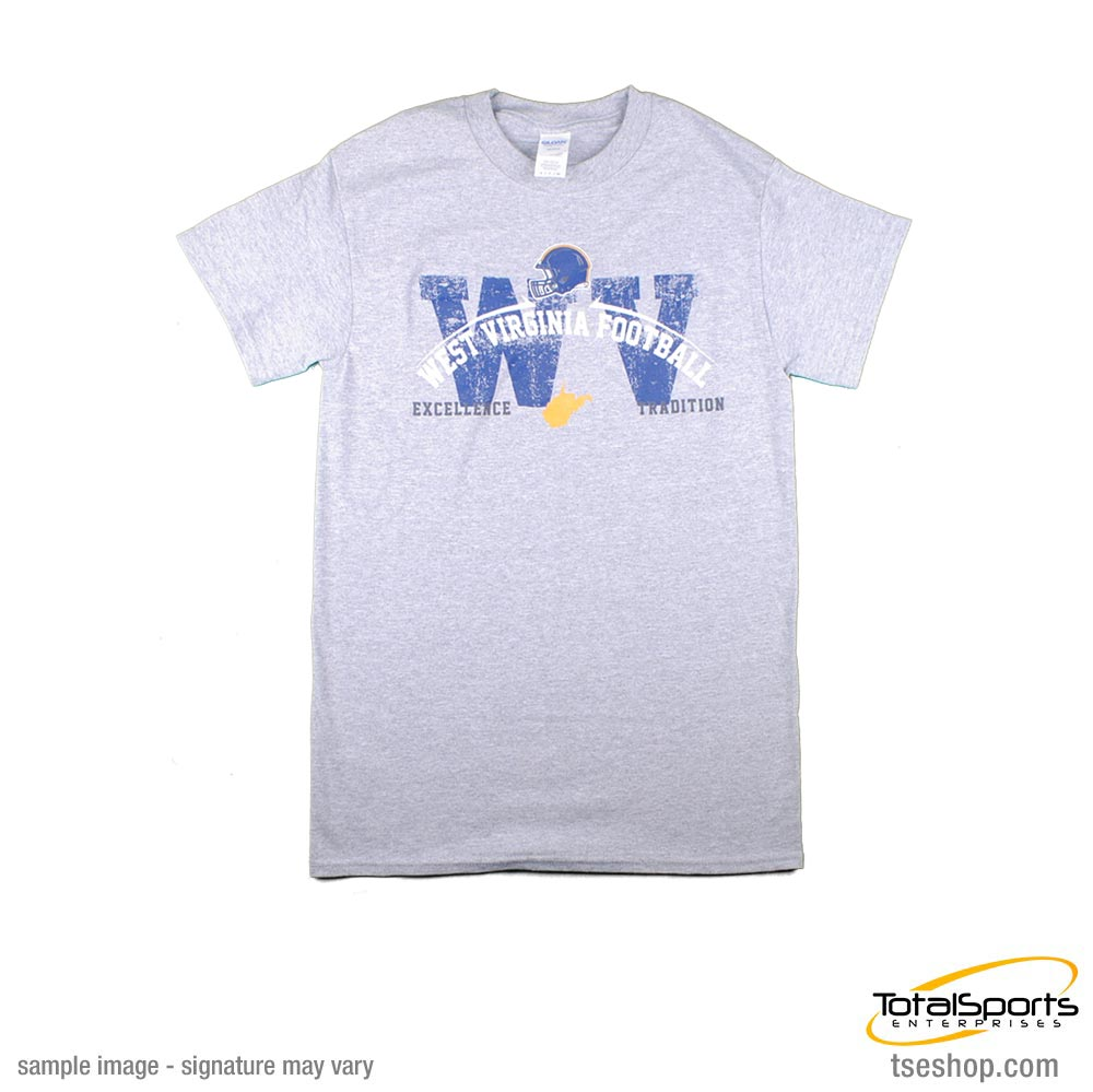 WV - West Virginia Football T-shirt