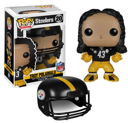 Troy Polamalu Funko Pop! Figure