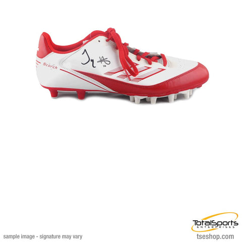 Tyreek Hill Signed Red Adidas Cleat