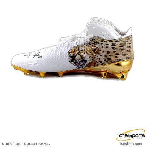 Tyreek Hill Signed Cheetah Cleat