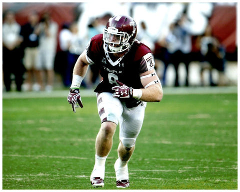 Copy of Tyler Matakevich Running (Temple) 8x10 Photo - Unsigned