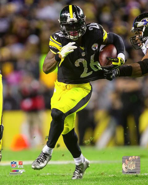 Le'Veon Bell Jersey Pull Vs. Ravens 8x10 Photo - UNSIGNED