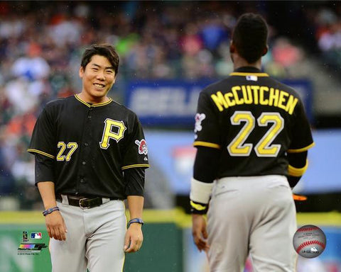 Andrew McCuthen and Jung-Ho Kang 8x10 - Unsigned