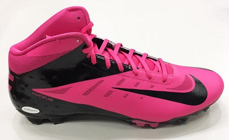 Pittsburgh Steelers Antonio Brown Autographed PINK Nike Cleat