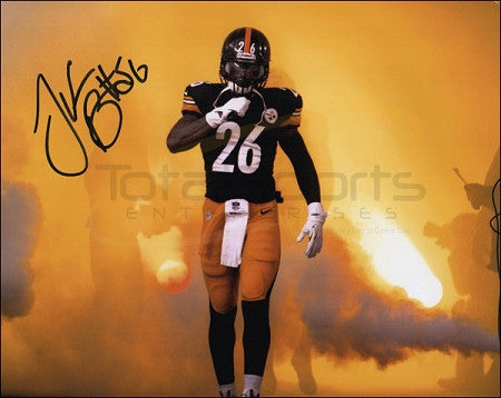 Le'Veon Bell SIGNED Entrance 16x20 Photo