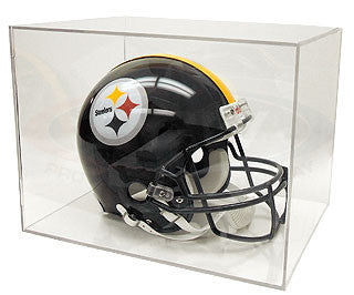 Full Sized Helmet Plastic Display Case