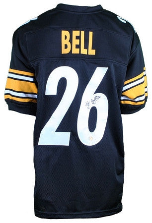 Le'Veon Bell Autographed Pittsburgh Steelers Black #26 Custom Jersey