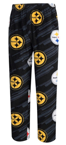 Men's Steelers Grandstand Microfleece Pants