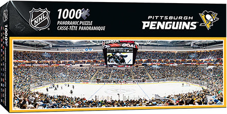 Pittsburgh Penguins 1,000 Piece Puzzle