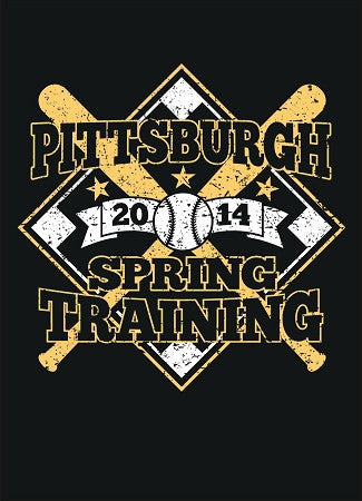 2014 Pittsburgh Pirates Spring Training Men's TEE