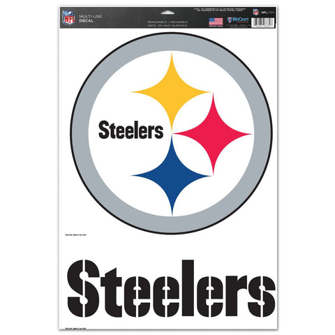 Steelers Multi Use Decals - 11