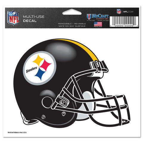 Steelers Multi-Use Colored Decal 5