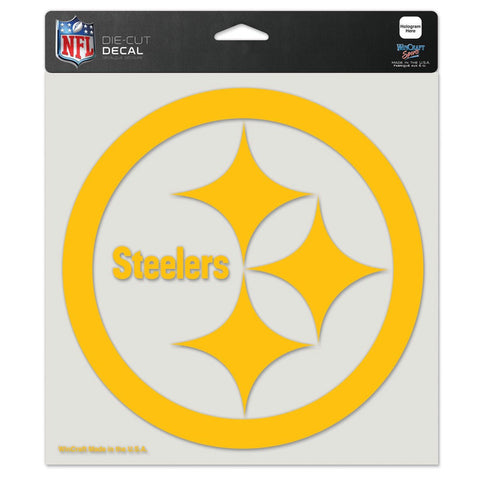 Steelers Perfect Cut Decals 8
