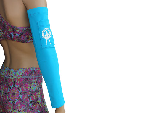 Moeben Turquoise UV Protection Arm Sleeve