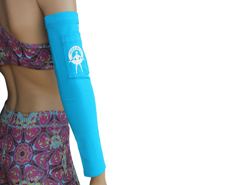 Moeben Black Fleece UV Protection Arm Sleeve