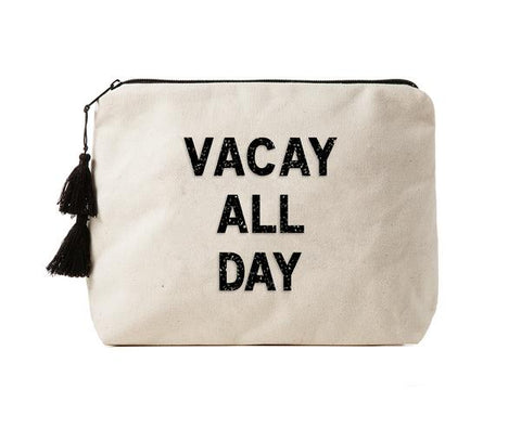 Vacay All Day - Black Crystal