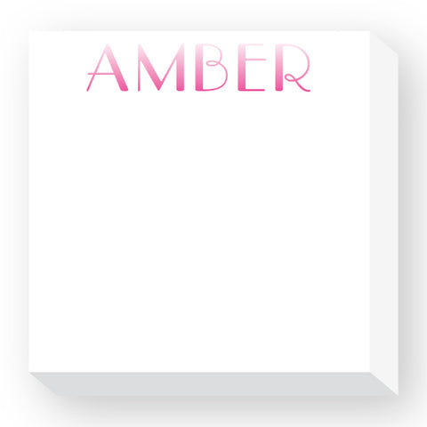 Personalized Jumbo Ombre