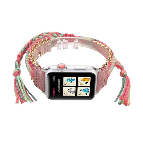 Apple Watch Band Friendship Bracelet
