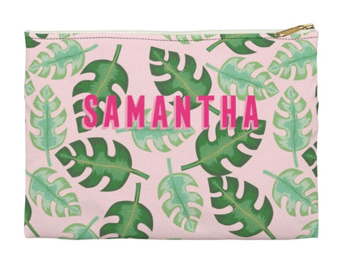 Tropical Pink Clutch