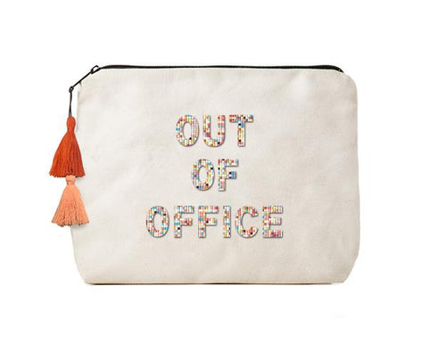 Out of Office - Colored Confetti Crystal