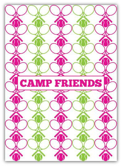 Tennis Address Book