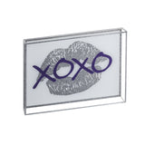 XOXO Lips Tray
